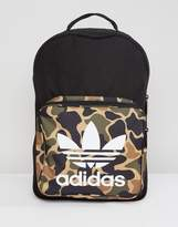 adidas Classic Backpack In Camo CD6121