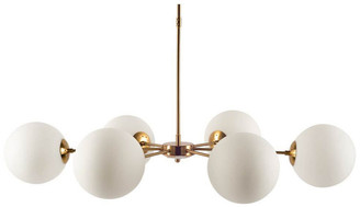 Mercana Home Lahey Ceiling Chandelier