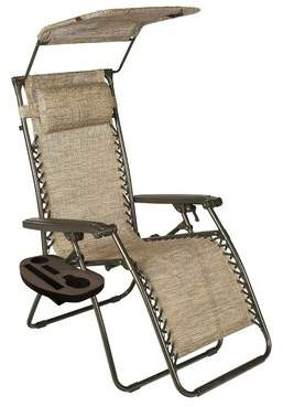 Zero Gravity Effie Reclining/Folding Chair Red Barrel Studio