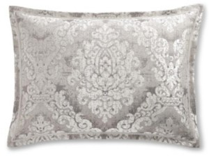 Hotel Collection Closeout! Classic Embossed Jacquard Standard Sham Bedding