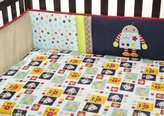 Kids Line All Around Bumper, Robots Play (Discontinued by Manufacturer) by