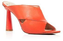Vince Camuto Women's Averessa Crisscross High-Heel Sandals