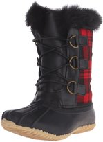 Report Brando Women US 7.5 Red Winter Boot