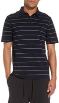 Vince Men's Stripe Polo