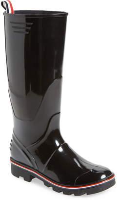 Thom Browne Waterproof Tall Rain Boot