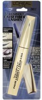 L'Oreal Voluminous False Fiber Lashes Waterproof Mascara, 290 Black, 0.35 Fluid Ounce