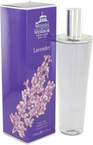 Woods of Windsor Lavender by Eau De Toilette Spray for Women (3.3 oz)