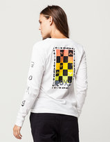 Roxy Checkers Womens Tee