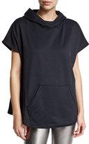 Alala Pulse Short-Sleeve Pullover Sport Poncho