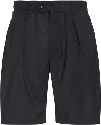 Engineered Garments Sunset Cotton-Twill Shorts