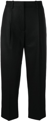 Acne Studios Flannel Pleated Trousers