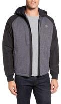 Lacoste Men's 'Lifestyle' Colorblock Hooded Zip Jacket