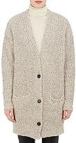 Etoile Isabel Marant Women's Oversized Hamilton Cardigan-BEIGE