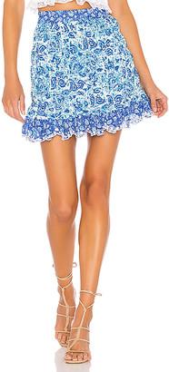 HEMANT AND NANDITA Suho Skirt