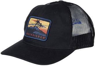 Quiksilver Ranger Rice Hat (Navy Blazer) Baseball Caps