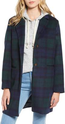 Joules Costello Wool Blend Coat