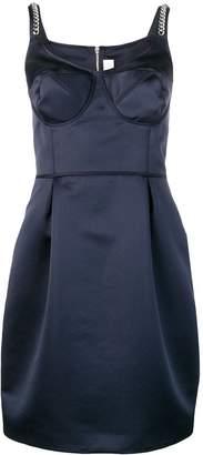 Victoria Victoria Beckham short fitted dress