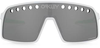 Oakley Perforated Logo Sunglasses