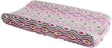 Waverly Jazzberry Changing Pad Cover