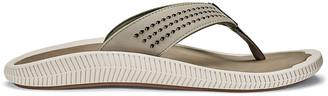 OluKai Men's Ulele Beach Thong Sandals