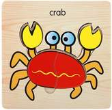 Boddenly Kids Baby Toy ,Wooden Jigsaw Puzzle Educational Developmental Baby Kids Training Toy,Crab