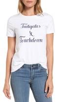 Draper James Women's Tailgates & Touchdowns Tee
