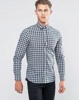 Benetton Check Shirt