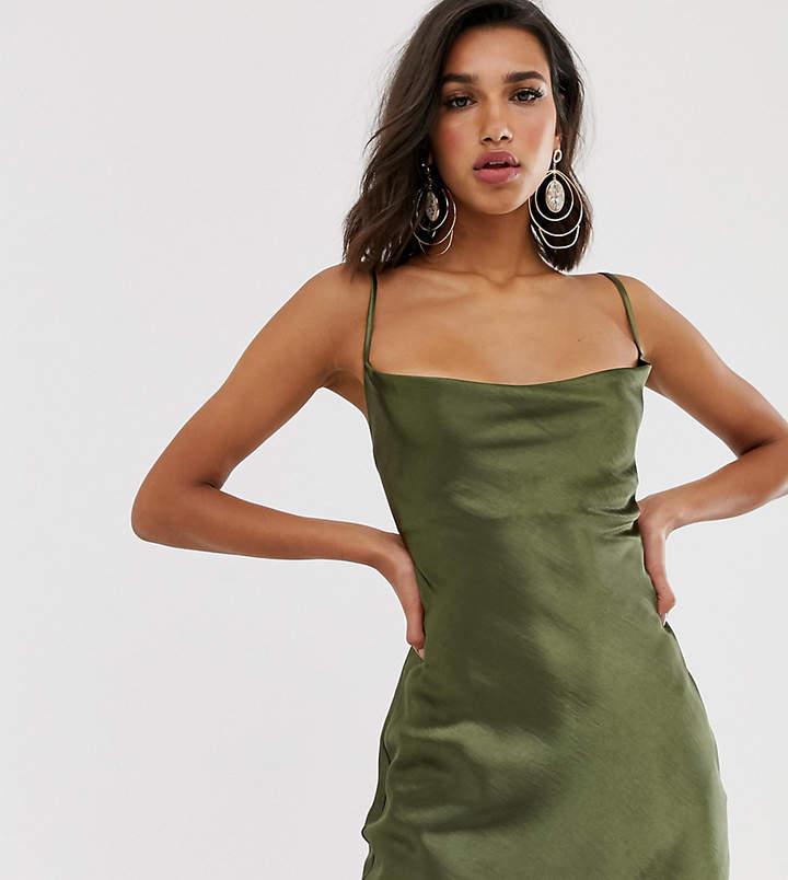 637405b94754 Green Cami Dresses - ShopStyle