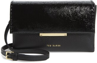 Ted Baker Daphne Leather Crossbody Bag