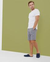 Cotton T-shirt And Shorts Pyjama Set