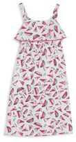 Juicy Couture Little Girl's Watermelon Print Dress