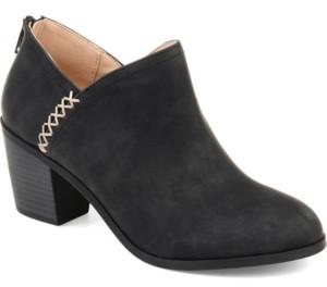 Journee Collection Women's Comfort Manda Bootie Women's Shoes