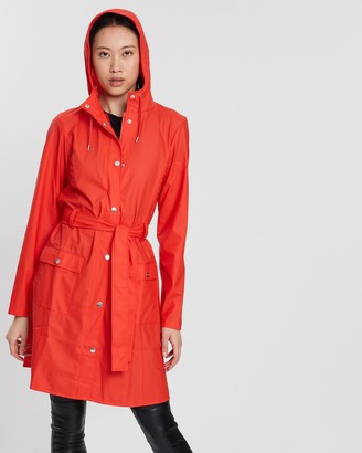 Rains Women's Coats - Curve Jacket - Size One Size, XXS/XS at The Iconic