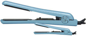 Fahrenheit Heat Wave Collection 1.25In & 0.5In Travel Size Double Trouble Ceramic Flat Iron Set