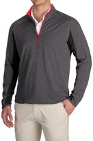 adidas ClimaCool® Competition Pullover Shirt - Zip Neck, Long Sleeve (For Men)