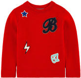 Bonpoint Woollen sweater with patches