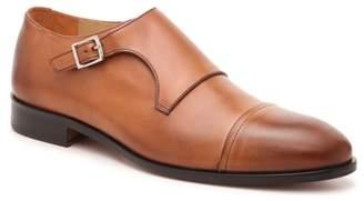 Mercanti Fiorentini Cap Toe Monk Strap Slip-On