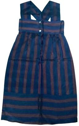 MAISON KITSUNÉ Multicolour Synthetic Dresses
