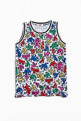 Keith Haring Mesh Basketball Jersey