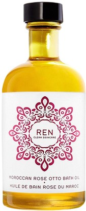 REN 110ml Moroccan Rose Otto Bath Oil