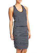 Athleta Stripe Tee Racerback Dress