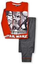 Star Wars Boys Long Sleeved Pajama Set
