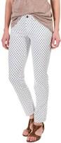 Andrea Jovine AJ Mini Geo-Print Ankle Pants (For Women)