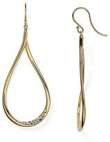 Nadri Crystal-Studded Drop Earrings