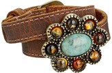 Leather Rock B645 Bracelet