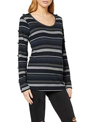 Noppies Women's's Tee ls Iris Maternity Long Sleeve Top,14 (Size: L)