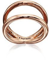 Fiorelli Costume Women's Double Circle Ring - Size M