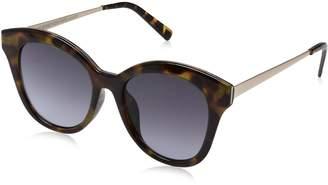 Foster Grant Women's Ts.10 Cateye Sunglasses