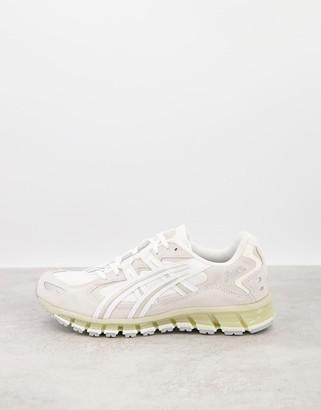 Asics Gel-Hayano 5 360 trainers in white