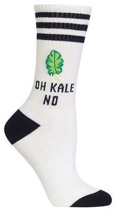 Hot Sox ''Oh Kale No'' Tube Socks